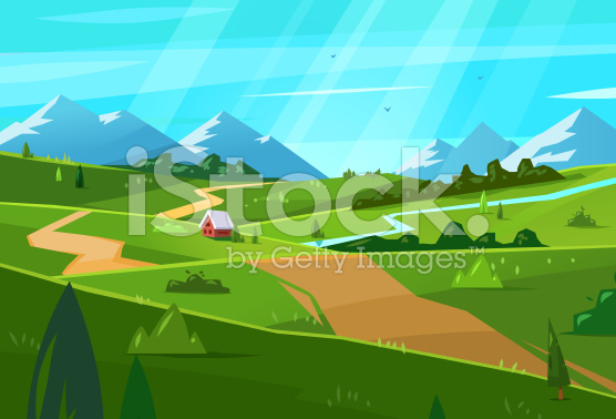 stock-illustration-66502439-natural-landscape-vector-illustration